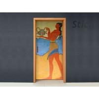 Arte Egipcio Puerta