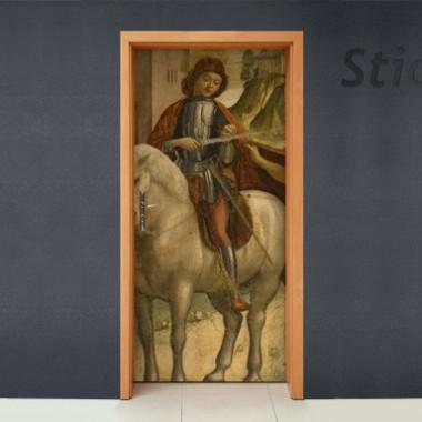 Vinilo Arte egipcio puerta -vinilos-decorativos