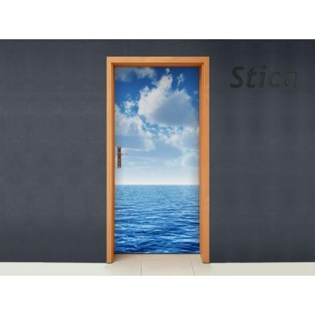 Vinilo Chill out puerta -vinilos-decorativos