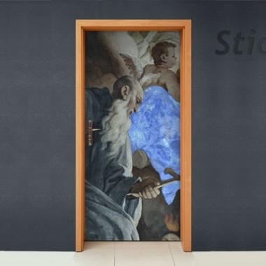 Vinilo Fresco puerta-vinilos-decorativos