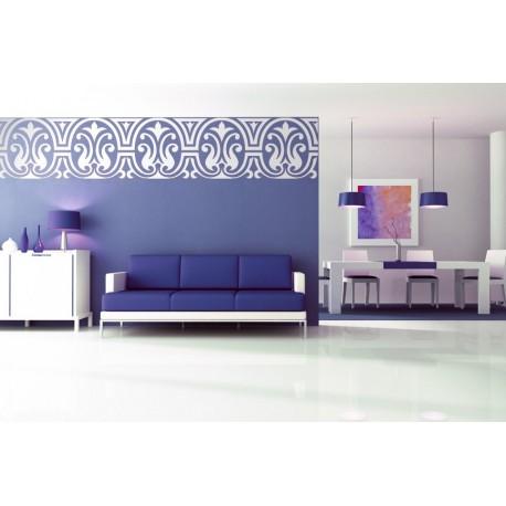 Greca Orla adhesivo decorativo ambiente
