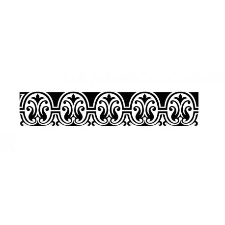 Greca Orla decoración con vinilo