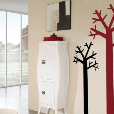 adhesivo decorativo Arbol Bosque