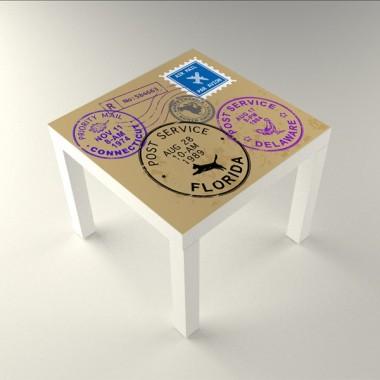 adhesivo decorativo Postal Mesa 55 x 55
