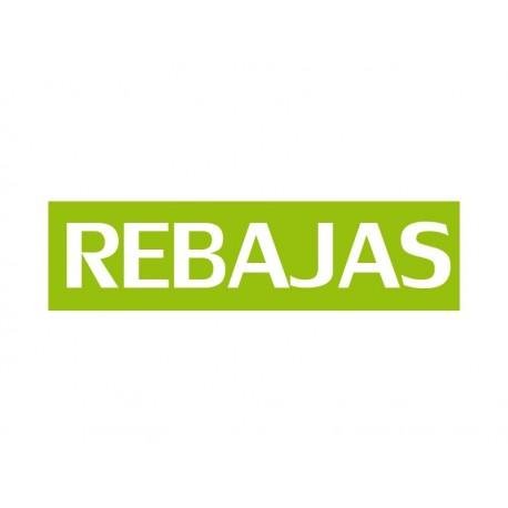 Rebajas Cartel Reposicionable producto vinilos