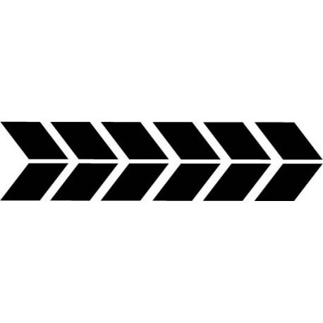 pegatina decorativa Flecha 4