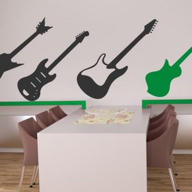 vinilos imagen producto Guitarra 2