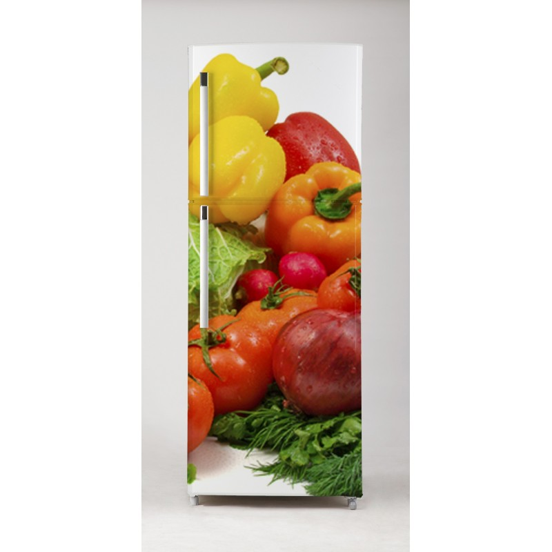 Fotomural Verduras