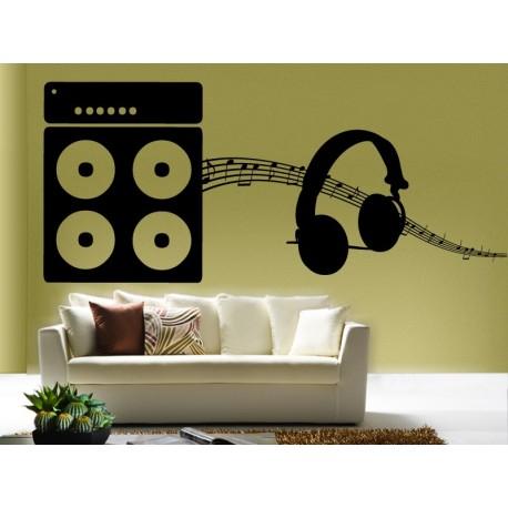 Equipo de Música producto vinilos