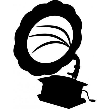 Gramófono Instrumento producto vinilos