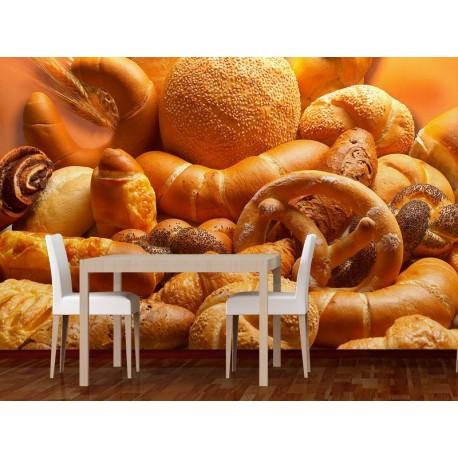 vista fotomural Fotomural Panaderia II