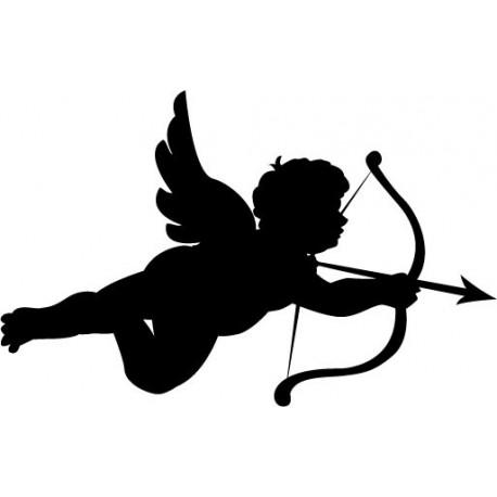 Cupido 2 adhesivo decorativo ambiente