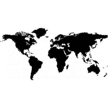 Mapa del Mundo  imagen vista previa
