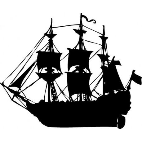 Barco Motivo I producto vinilos