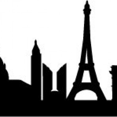 Skyline París imagen vista previa