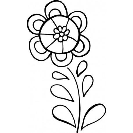 vinilos imagen producto Flor Fantasy
