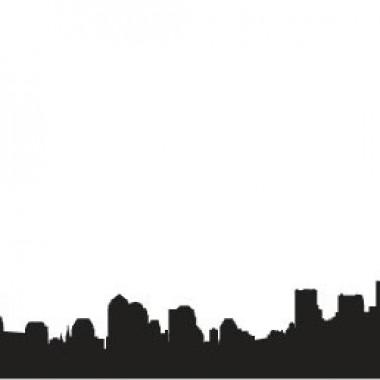pegatina decorativa Skyline Manhattan