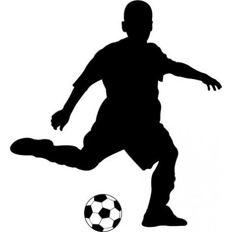 adhesivo decorativo Fútbol I