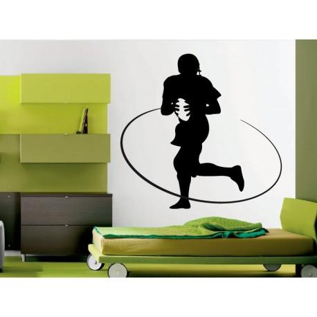 vinilos imagen producto Rugby I