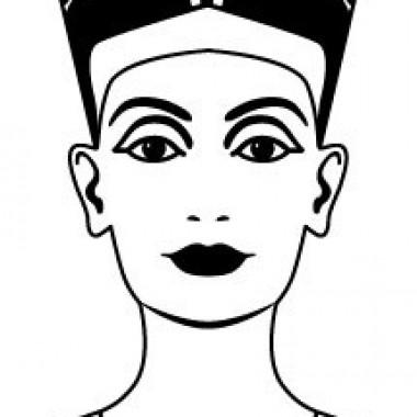pegatina pared Egipto Motivo II