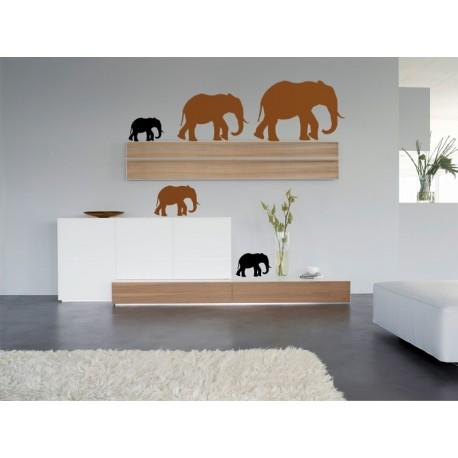 Elefante Motivo I producto vinilos