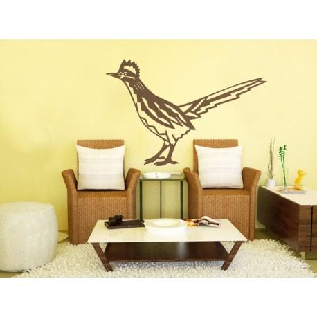 pegatina decorativa Pájaro Motivo