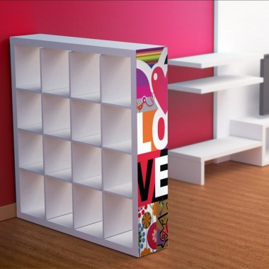 Love para Estantería producto vinilos