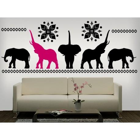 Elefante Motivo III imagen vista previa