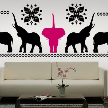 Elefante Motivo IV producto vinilos
