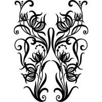adhesivo decorativo Fantasía Étnica I