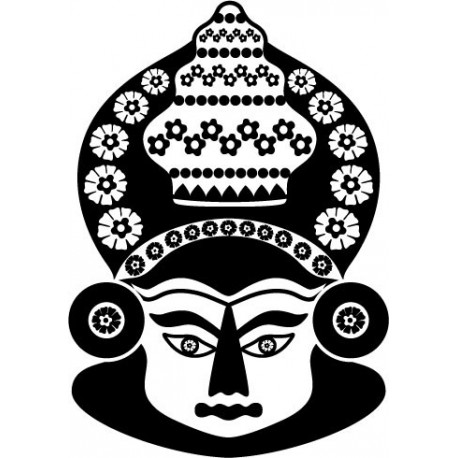 Icono Tribal IV producto vinilos