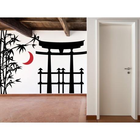 pegatina decorativa Luna Motivo