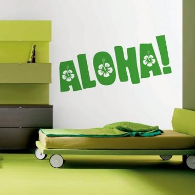 Aloha Motivo imagen vista previa