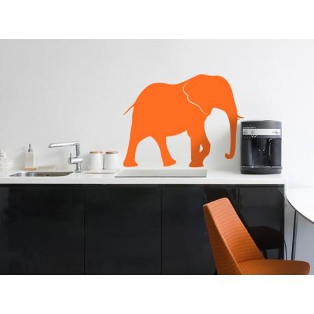 adhesivo decorativo Elefante Motivo V