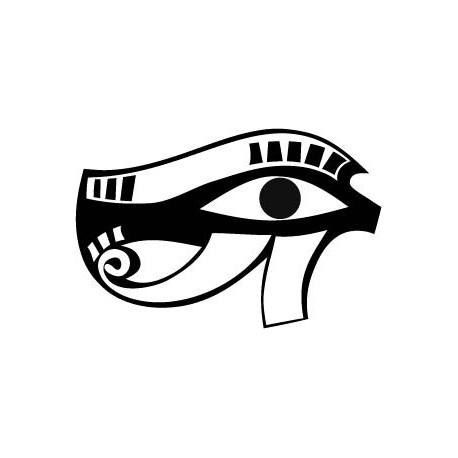 Ojo Osiris Egipcio producto vinilos