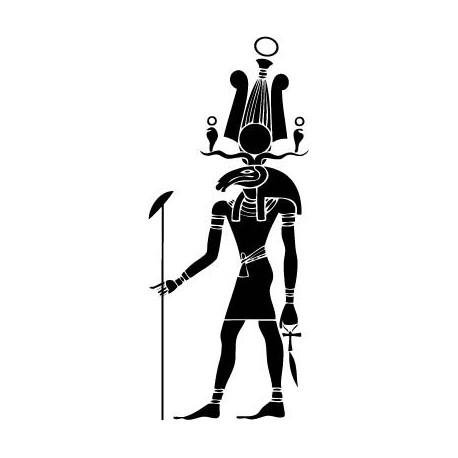 pegatina pared Guerrero Egipcio III