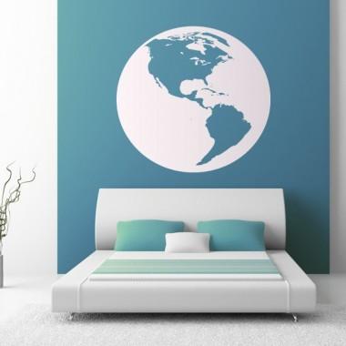 Planeta Tierra producto vinilos
