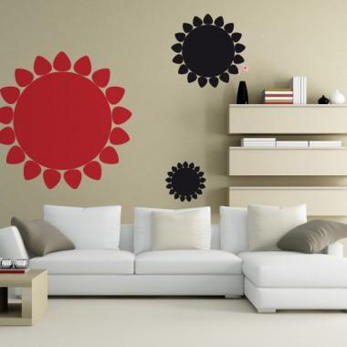 adhesivo decorativo Sol Motivo I