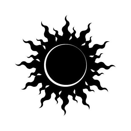 vinilos imagen producto Sol Motivo III