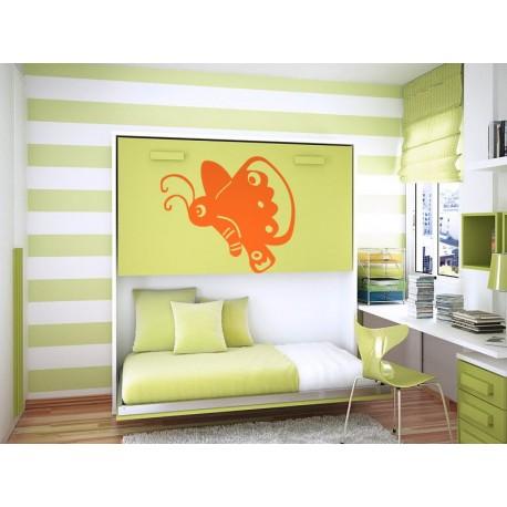 Mariposa Infantil imagen vista previa
