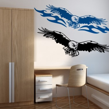 Águila Motivo I imagen vinilo decorativo