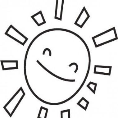 vinilos imagen producto Sol Sonrisa