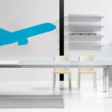 vinilo decorativo Avión Motivo IV