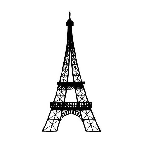 vinilos imagen producto Torre Eiffel
