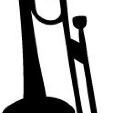 vinilos imagen producto Trompeta Motivo