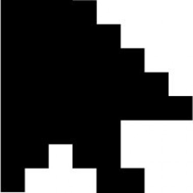 Cursor Flecha imagen vinilo decorativo