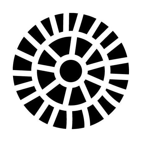 pegatina decorativa Mandala I