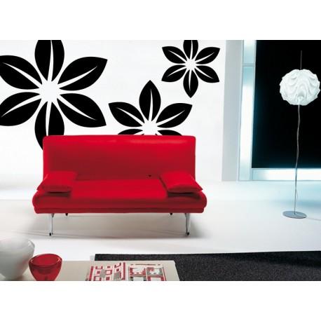 adhesivo decorativo Geometría Floral IX