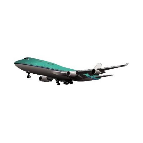 Avión Pegatina I imagen vista previa