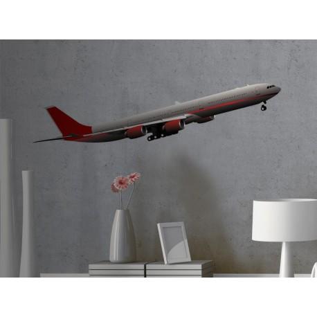 pegatina decorativa Avión Pegatina III